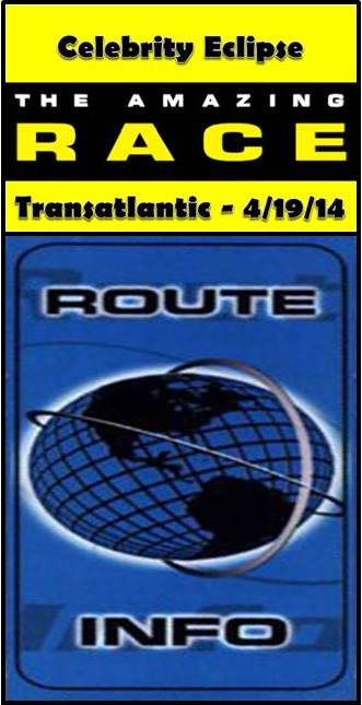 Route Card